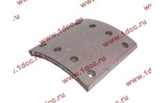 Накладка тормозная задняя ширина 185 H/SH (99000340068) КАЧЕСТВО