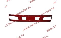 Бампер F красный пластиковый для самосвалов фото Нижневартовск