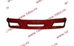 Бампер FN2 красный самосвал для самосвалов фото Нижневартовск