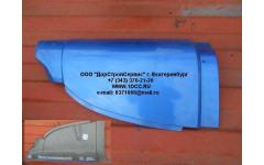 Обтекатель кабины левый HANIA синий фото Нижневартовск